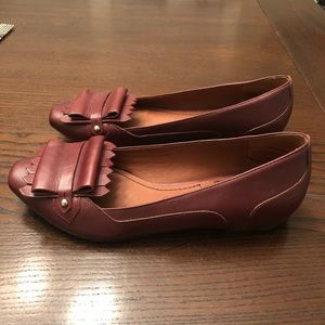 Elizabeth and James Gavin Flat Loafer